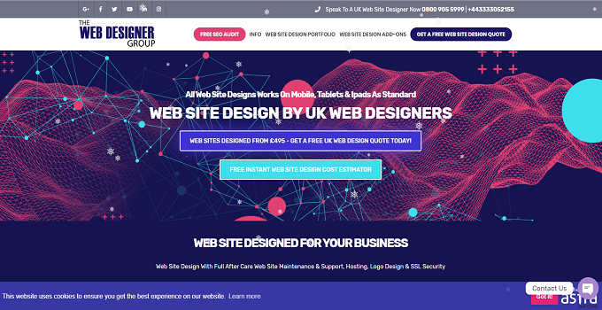 site design uk
